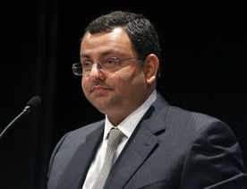 'Shocked' Cyrus Mistry terms his ouster 'illegal'