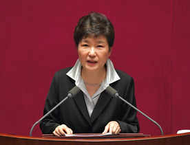 S Korea parliament impeaches scandal-hit President