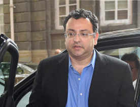 Mistry calls Chandrasekaran's appointment illegal