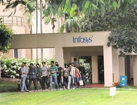 Infosys 'releases' 9,000 workers due to automation
