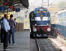 Railways may create Rs 6.7L cr biz in 5 years: Crisil