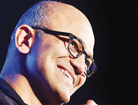 AI won't lead to job cuts in India: Satya Nadella