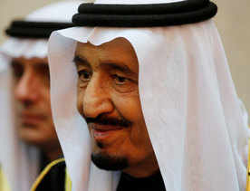 Seeking a new lifeline, Saudi King starts Asia tour