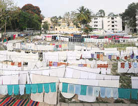World's biggest Dhobi Ghat still makes Rs 100 cr a year