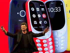 Nokia relaunches the iconic 3310 for under Rs 4000