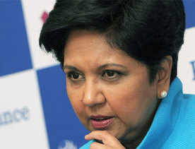 PepsiCo chief Indra Nooyi pushes for digitisation
