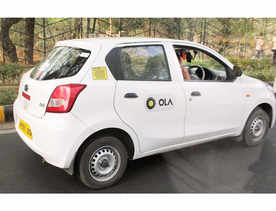 Ola, Uber keep ex-Army men driving happily