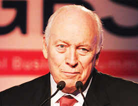 There could be a far deadlier attack on US: Cheney