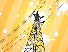 Heat wave pushes up electricity prices in spot market