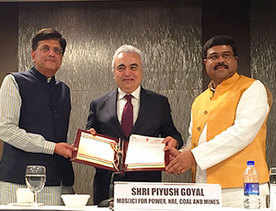 India becomes associate member of IEA