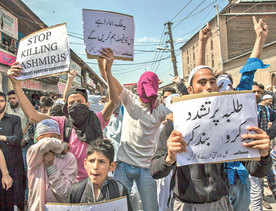 Why an eye for an eye policy won't help in Kashmir
