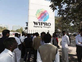 Wipro posts 20% rise in Q4 net at Rs 2,303.5 cr