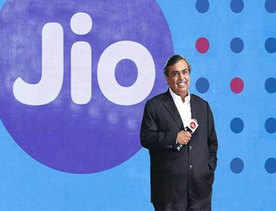 Ambani trying to replicate Verizon's success with Jio