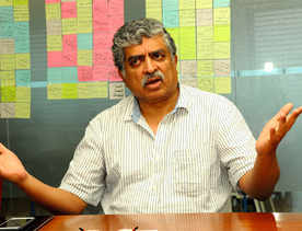 India needs a security and privacy law: Nilekani