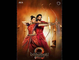 Baahubali 2 nets Rs 121 crore on day 1