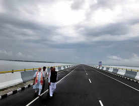 Alarm bells for China? PM rolls out Dhola-Sadiya bridge