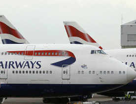 IT outage grounds British Airways' global services