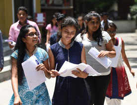 CBSE announces Class 12th results