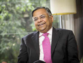 IT cos alive and kicking, says N Chandrasekaran