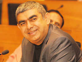 Indian IT industry not H-1B dependent: Vishal Sikka