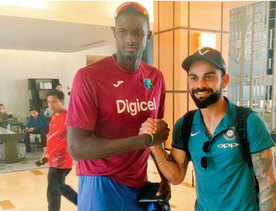 India begin Caribbean sojourn as clear favourites