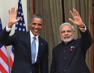 Barack Obama thanks PM Narendra Modi for strengthening Indo-US ties