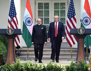 US President Donald Trump looks to increase energy exports to India
