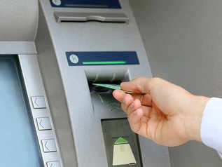 Third-party ATM use up as banks install few machines