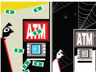 Spurt in digital transactions dents ATM growth
