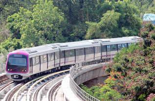 Realty prices go north along metro corridor in Bengaluru