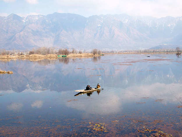 Tourism getting back on track in Kashmir
