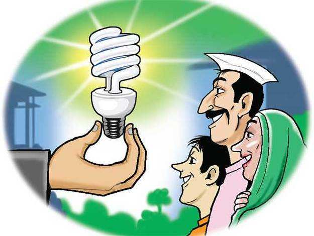 Energy efficient LED bulbs to light streets of 43,000 villages
