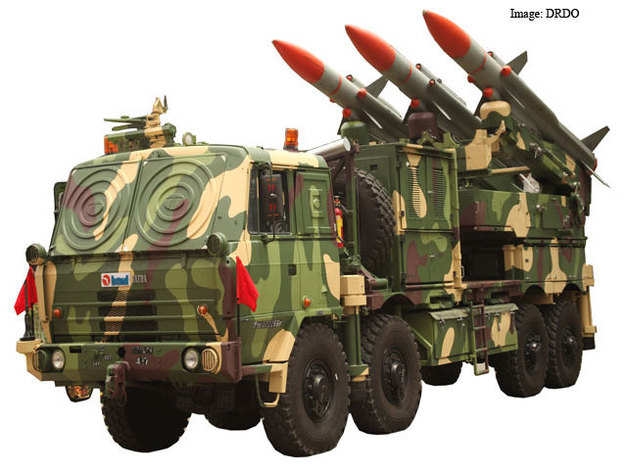 Blow to 'Make in India': Army no longer wants Akash, opts for Israeli missiles