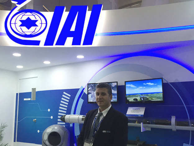 Defence Expo 2016: IAI says 'Make in India' a way of living in the country