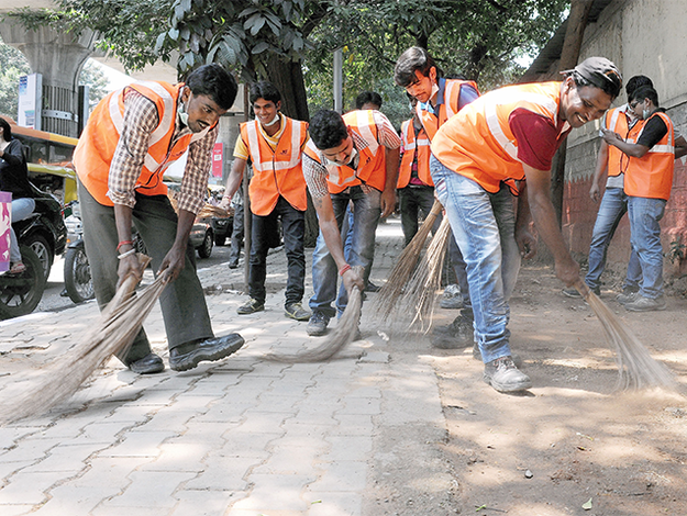 Has PM Narendra Modi's Swachh Bharat Mission got off to the right start?
