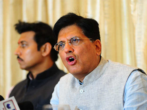 Government aims to achieve 100% power connectivity: Piyush Goyal