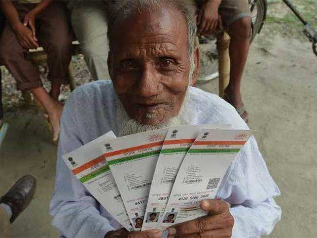 Minimal info: Government to allay fears of Aadhaar petitioners