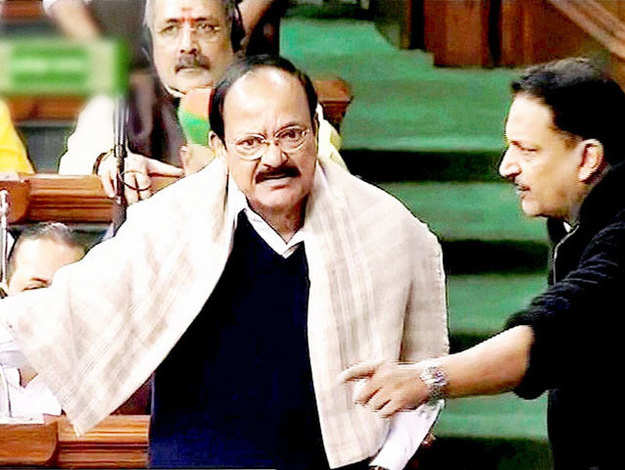 Sweden can invest in Smart City projects: Venkaiah Naidu