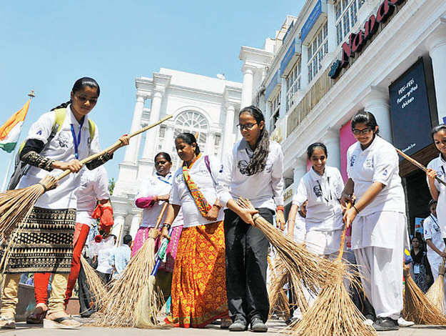 Group of secretaries to report on states slow to release Swachh Bharat funds