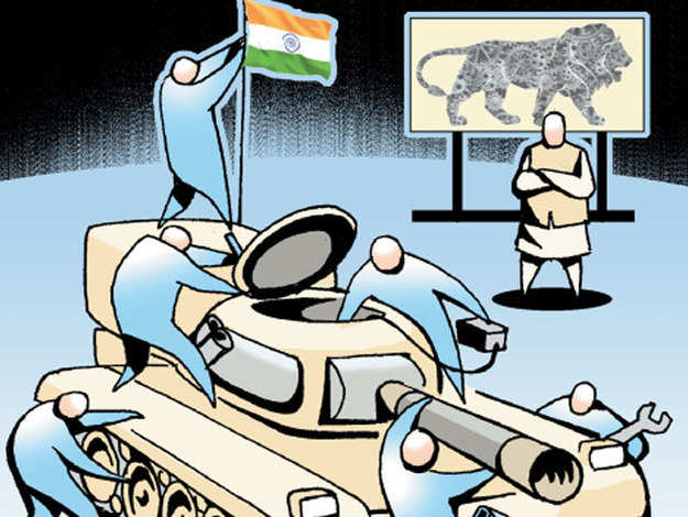 'Make in India in Defence will boost MSME sector'