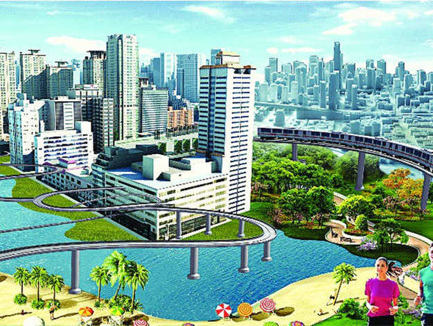 Smart City Mantra: Invest in infrastructure and update the laws