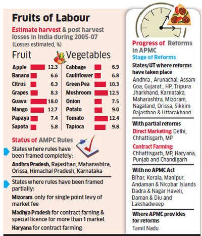 FDI in India: Farmer bodies throw their weight behind retail FDI