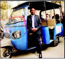 IIT-Delhi scientists develop autos that run on hydrogen; cause negligible pollution
