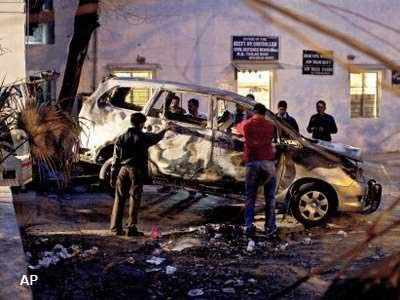 Israel Embassy car blast: Bone-chilling tale by ET journo who escaped from brink of death