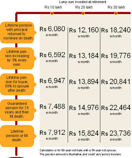 Retirement Planning: Buy the right annuity for your pensionRetirement Planning: Buy the right annuity for your pension