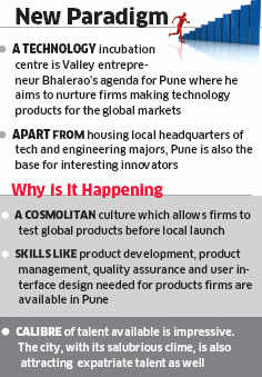 Pune pitching to be a product start-up hub for companies