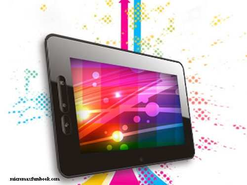 Micromax unveils tablet PC 'FunBook' at Rs 6,499, based on Ice Cream Sandwich OSMicromax unveils tablet PC 'FunBook' at Rs 6,499, based on Ice Cream Sandwich OS