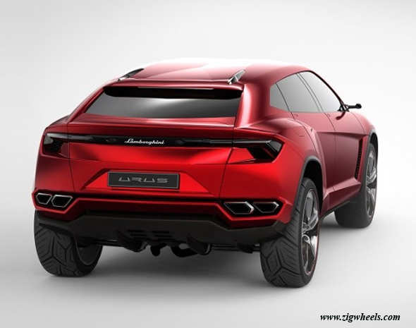 New Lamborghini Urus breaks cover at 2012 Beijing Motor ShowNew Lamborghini Urus breaks cover at 2012 Beijing Motor Show