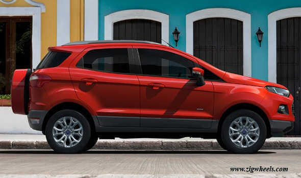 Ford EcoSport production model unveiled in BeijingFord EcoSport production model unveiled in Beijing
