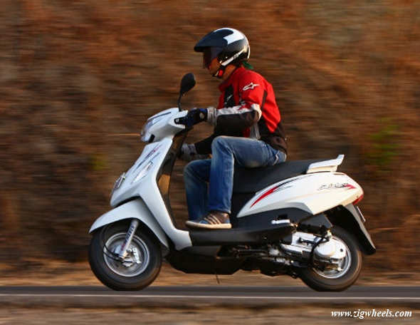 Suzuki Swish 125: Road TestSuzuki Swish 125: Road Test